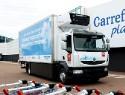 Представлен первый электрический грузовик