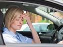 Эксперты: насморк снижает реакцию водителя, как четыре порции виски