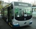 60% московских автобусов могут перевозить инвалидов