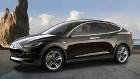 Компания Tesla планирует продавать электрический кроссовер Model X уже в 2013 году