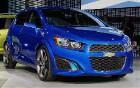 Дилеры огласили доступные комплектации обновленного авто Chevrolet Aveo