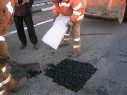 Дорожников обязали сократить сроки ямочного ремонта дорог