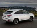Lexus объявил цену на рестайлинговый автомобиль RX