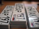 Российские автомобильные номера оборудуют чипами