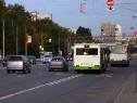 Общественный транспорт в Москве проигрывает личным автомобилям