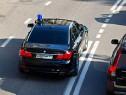 Российские чиновники предпочитают ездить в автомобилях с тонированными стеклами
