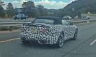 В объективы папарацци в Колорадо попал новый Jaguar F-Type