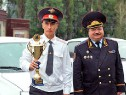 Назван лучший инспектор ГИБДД России