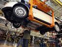 На территории России в 2012 году собрали 2 миллиона автомобилей