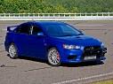 Болгары представят обновленный интерьер Mitsubishi EVO X