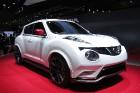 Представление публике Nissan Juke Nismo