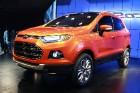 Ford EcoSport в подробностях