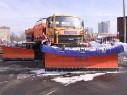 Снегоуборочные машины штрафуют водителей