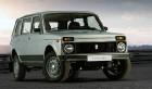 Обновленная Lada 4х4