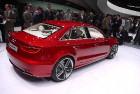 Седан Audi A3 будет показан через месяц