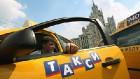 Москвичи смогут ездить только на желтых такси