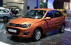 На российский рынок выйдет новая  Lada Kalina
