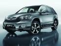 Российская версия Honda CR-V укомплектуется новым двигателем