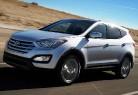 В России объявлены цены на новый кроссовер Hyundai Santa Fe