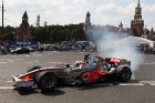 В июле 2013 года возле Кремля пройдут гоночные соревнования
