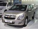Компания Daewoo показала новый седан