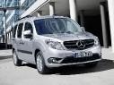 Автомобиль Mercedes Citan не прошел краш-тесты