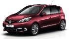 Старт продаж Renault Sceniс 2013 в России
