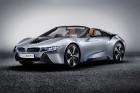 Все подробности о BMW i8 Concept Spyder