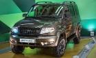 УАЗ приступил к выпуску новой модели Patriot 2014 года