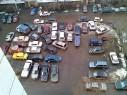 Ввести запрет на парковку автомобилей во дворах