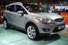 Теперь Ford Kuga будет производиться в Татарстане