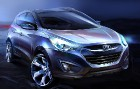 Hyundai ix35 - модель обновилась цена не изменилась