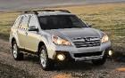 Новый Subaru Outback уже появился в России