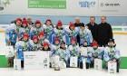 «Белые медведи» выиграли кубок SKODA Junior Ice Hockey Cup 2013