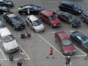 Московские парковки «обрежут» на 1 метр
