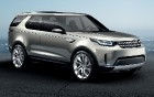 Land Rover Discovery Vision 2015 концепт