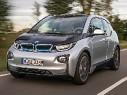 Новый электромобиль BMW i3 2013