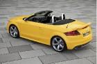 Стильный и мощный Audi TTS Roadster 2014