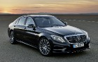 Фото нового Mercedes S-Class уже в сети