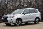 Обновленный автомобиль Subaru Forester появился в Российской Федерации