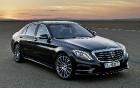 Новые технологии в новом Mercedes-Benz S-класса 2014