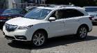 Была заявлена стоимость нового кроссовера Acura MDX