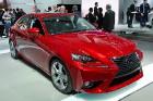 Автомобильная новинка - шикарное авто Lexus IS