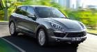 Новый кроссовер от компании Porsche - Cayenne S Diesel