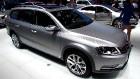 Новый Volkswagen Passat Alltrack 2014 года