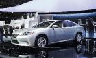 Новый Lexus ES 2014 года