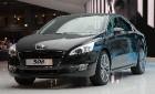 Peugeot планирует показать обновленный седан 508 на Московском автосалоне
