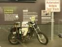 Инженеры Google разработали беспилотный мотоцикл