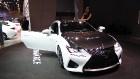 Lexus продемонстрирует на ММАС кроссовер NX и мощный RC