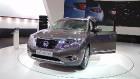 На ММАС-2014 будет представлен новый седан Nissan и четвертое поколение Pathfinder